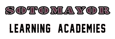 Sotomayor Learning Academies   Logo